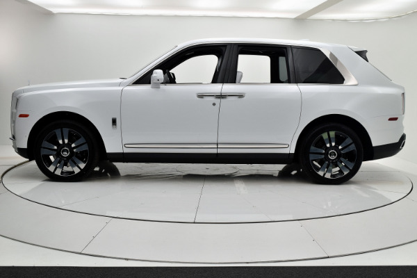 Rolls-Royce Cullinan 2019 Arctic White For Sale $397750 Stock Number 20L101AJI 11575_p3