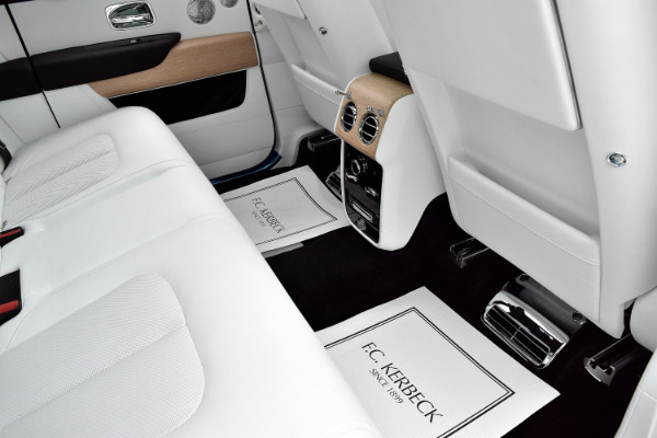 Rolls-Royce Cullinan 2019 Arctic White For Sale $397750 Stock Number 20L101AJI 11575_p41
