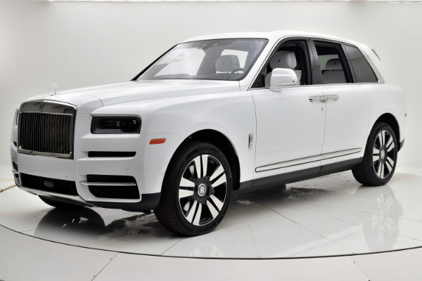 Rolls-Royce Cullinan 2019 Arctic White For Sale $397750 Stock Number 20L101AJI 11575_p42