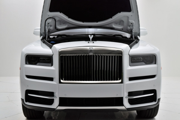 Rolls-Royce Cullinan 2019 Arctic White For Sale $397750 Stock Number 20L101AJI 11575_p50