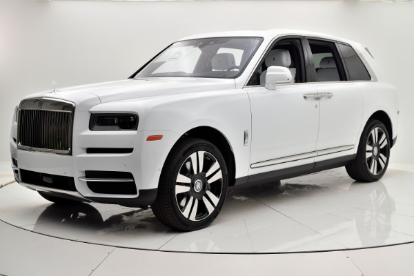 Rolls-Royce Cullinan 2019 Arctic White For Sale $397750 Stock Number 20L101AJI 11575_p53