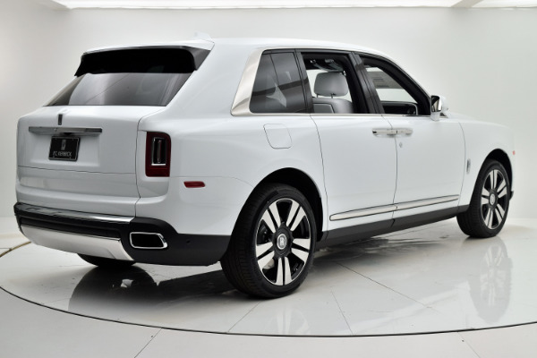 Rolls-Royce Cullinan 2019 Arctic White For Sale $397750 Stock Number 20L101AJI 11575_p6