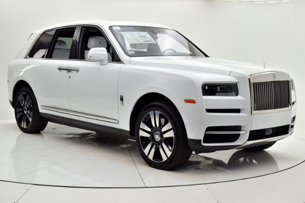 Rolls-Royce Cullinan 2019 Arctic White For Sale $397750 Stock Number 20L101AJI 11575_p8