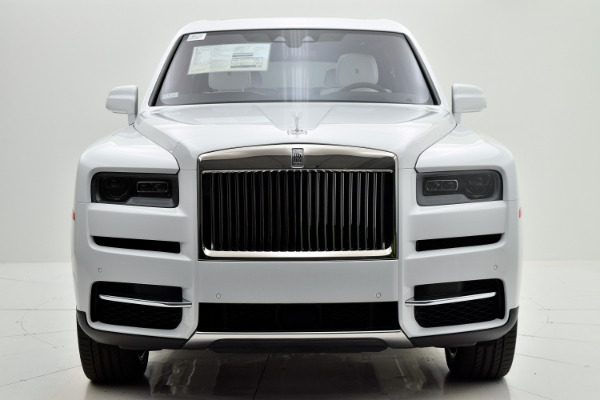 Rolls-Royce Cullinan 2019 Arctic White For Sale $397750 Stock Number 20L101AJI 11575_p9