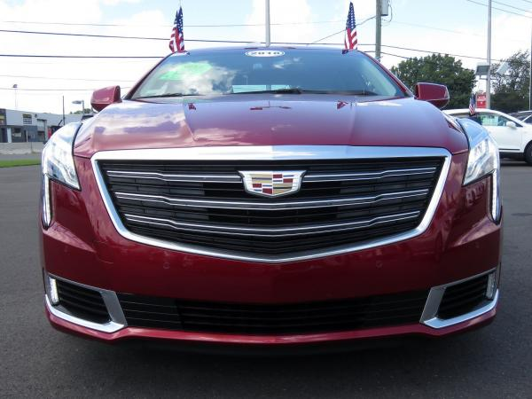 Cadillac XTS 2018 Red Horizon Tintcoat For Sale $52615 Stock Number 67993K 11619_p3
