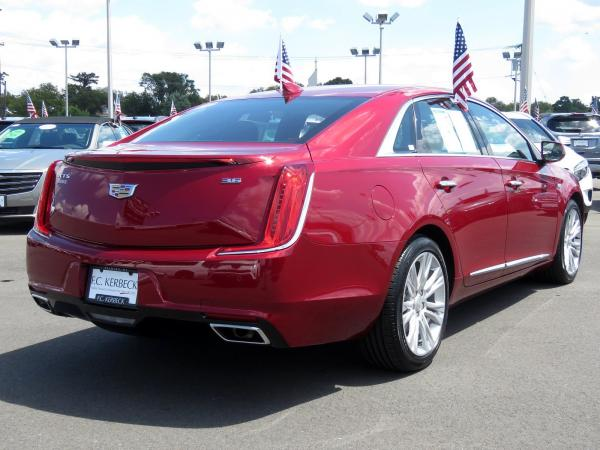 Cadillac XTS 2018 Red Horizon Tintcoat For Sale $52615 Stock Number 67993K 11619_p7