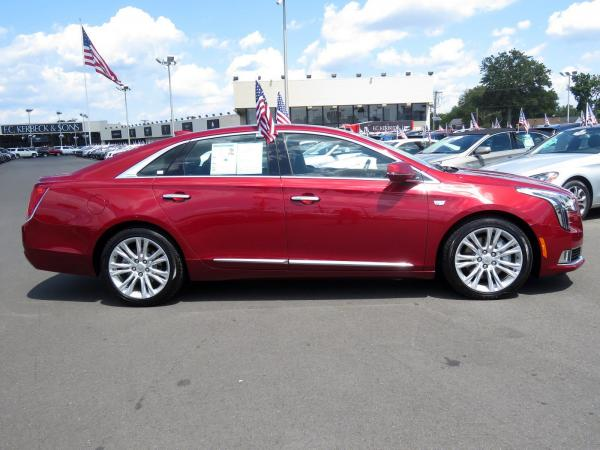 Cadillac XTS 2018 Red Horizon Tintcoat For Sale $52615 Stock Number 67993K 11619_p8