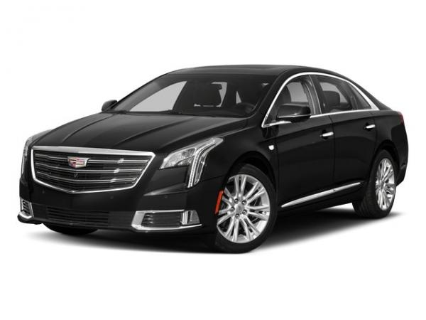 Cadillac XTS 2018 Black Raven For Sale $51390 Stock Number 67992K 11620_p4