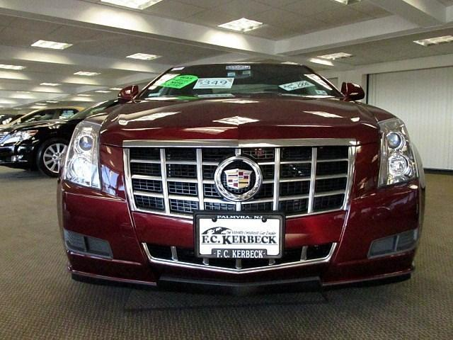used 2014 cadillac cts coupe rwd for sale 30 990 fc kerbeck lamborghini palmyra n j stock. Black Bedroom Furniture Sets. Home Design Ideas