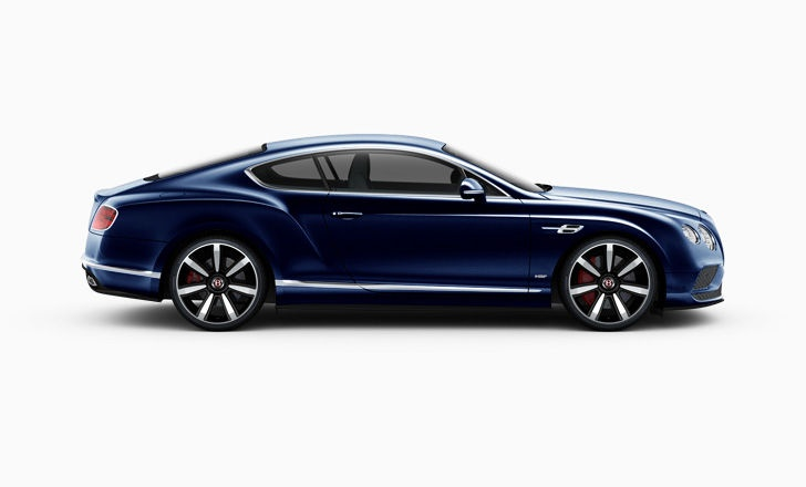 2016 Bentley Continental GT V8 S Coupe -