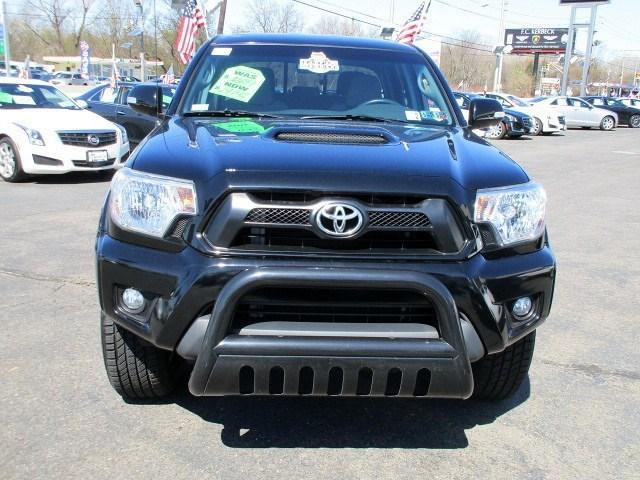 Used 2014 Toyota Tacoma Doubcab For Sale 29 990 Fc Kerbeck