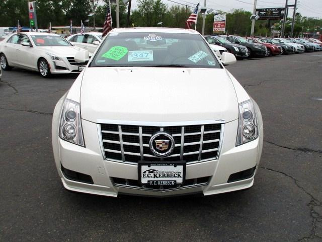 used 2013 cadillac luxury awd cts sedan for sale 27 990 fc kerbeck lamborghini palmyra n j. Black Bedroom Furniture Sets. Home Design Ideas