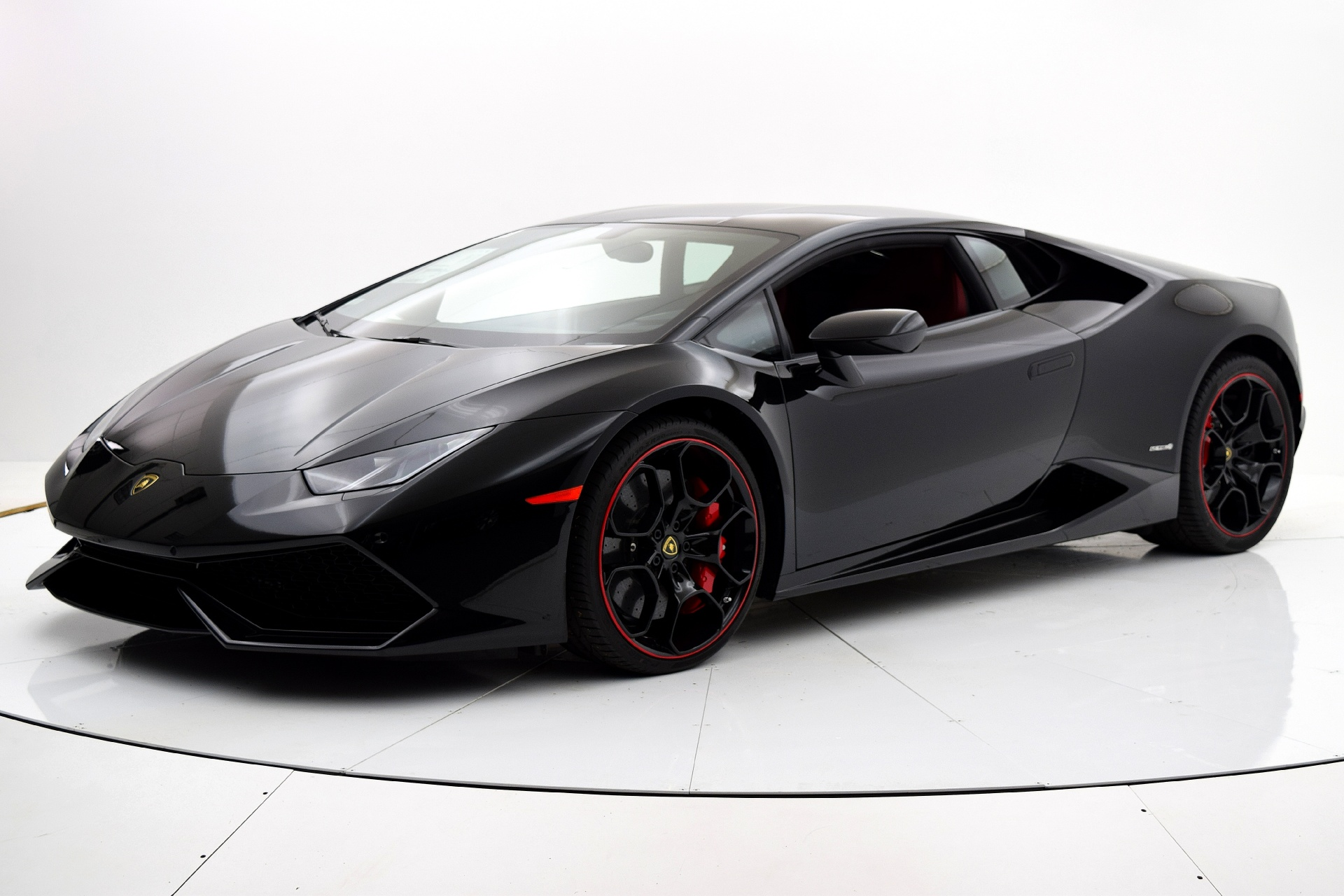 2016 lamborghini huracan lp 610 4 coupe. Black Bedroom Furniture Sets. Home Design Ideas