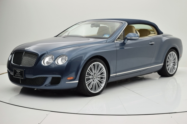 Used 2010 Bentley Continental GT Speed For Sale ($119,880 ...