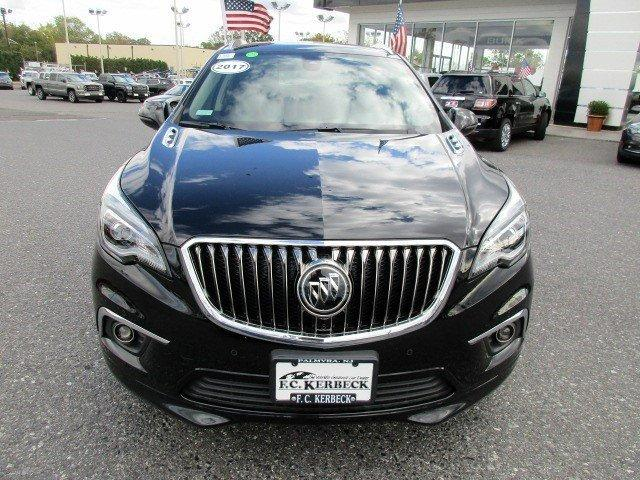 new 2017 buick envision premium ii for sale 49 320 fc kerbeck lamborghini palmyra n j. Black Bedroom Furniture Sets. Home Design Ideas