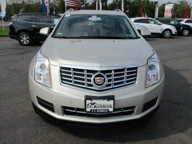 used 2014 cadillac luxury collection srx for sale 33 990 fc kerbeck lamborghini palmyra n j. Black Bedroom Furniture Sets. Home Design Ideas