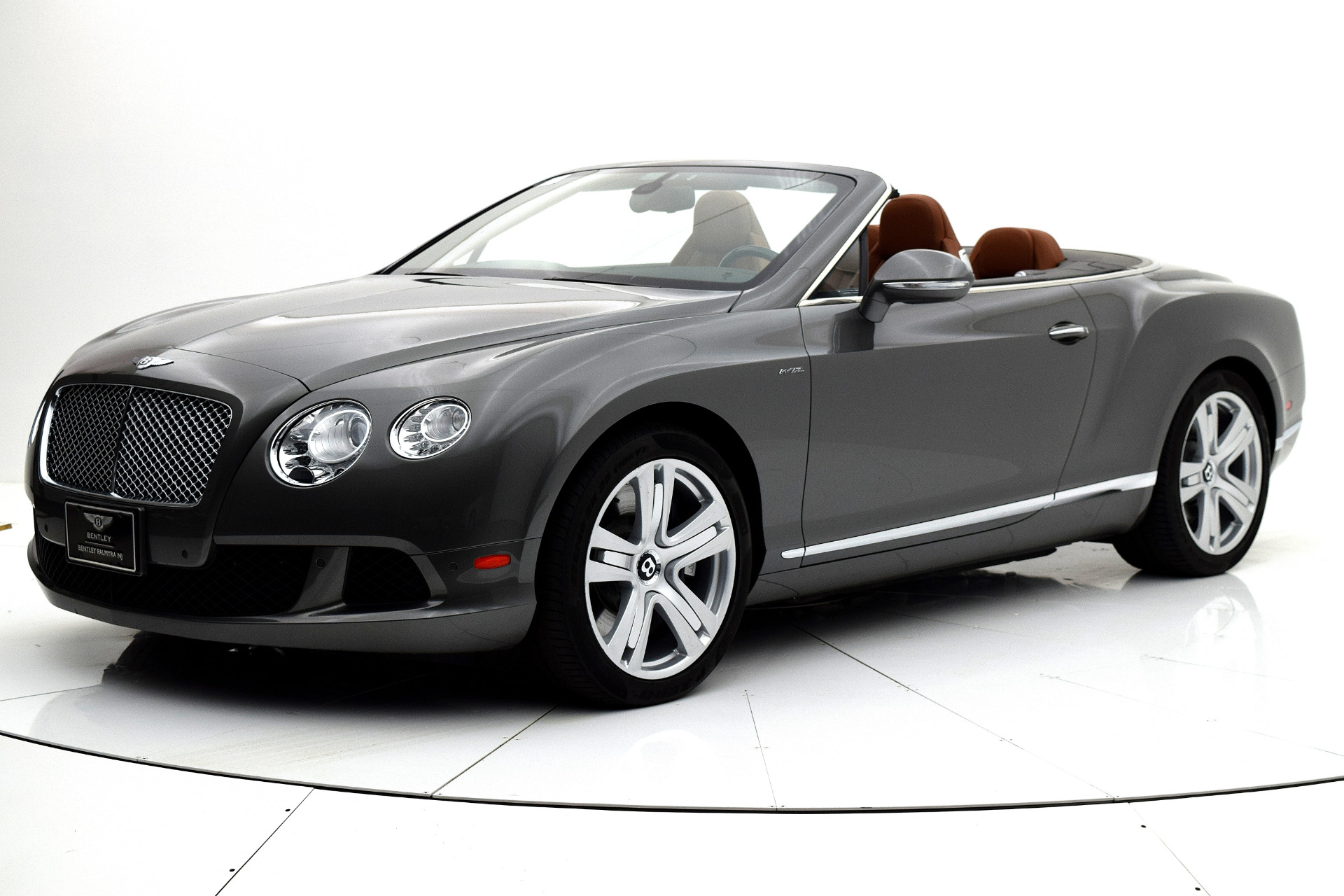used 2013 bentley continental gt convertible w 12 for sale 135 880 fc kerbeck lamborghini. Black Bedroom Furniture Sets. Home Design Ideas