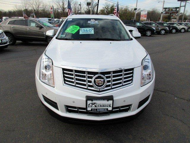 used 2014 cadillac srx luxury collection for sale 28 880 fc kerbeck lamborghini palmyra n j. Black Bedroom Furniture Sets. Home Design Ideas
