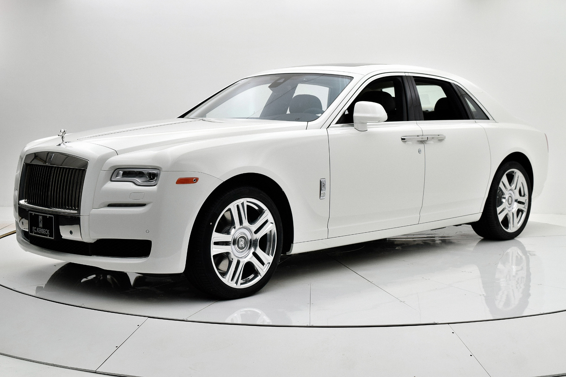 new 2017 rolls royce ghost for sale 269 000 fc kerbeck lamborghini palmyra n j stock 17r116. Black Bedroom Furniture Sets. Home Design Ideas