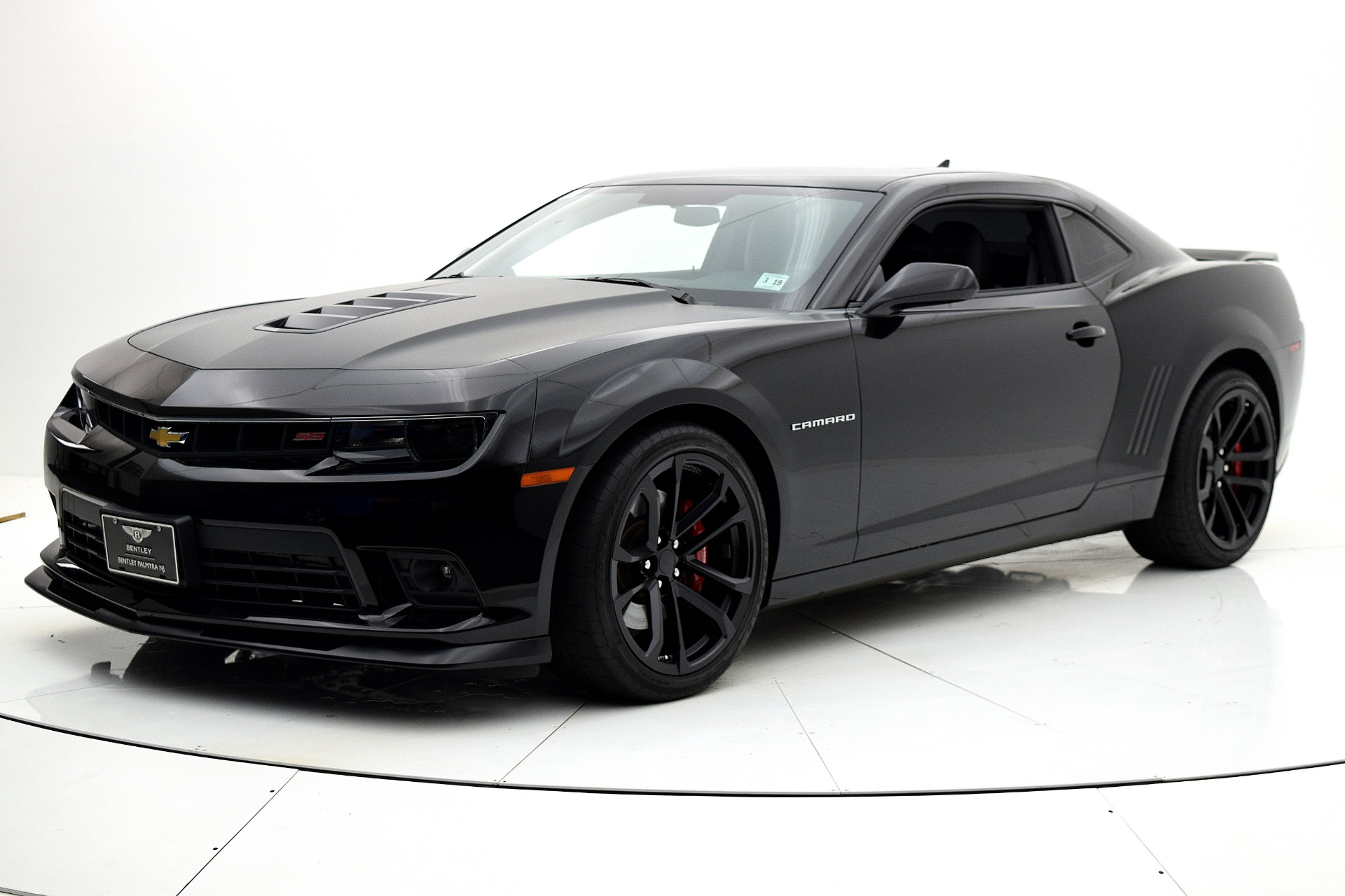 used 2014 chevrolet camaro 2ss 1le for sale 29 880 fc kerbeck lamborghini palmyra n j. Black Bedroom Furniture Sets. Home Design Ideas