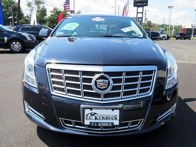 Used 2014 Cadillac Xts Luxury For Sale 30 990 Fc Kerbeck