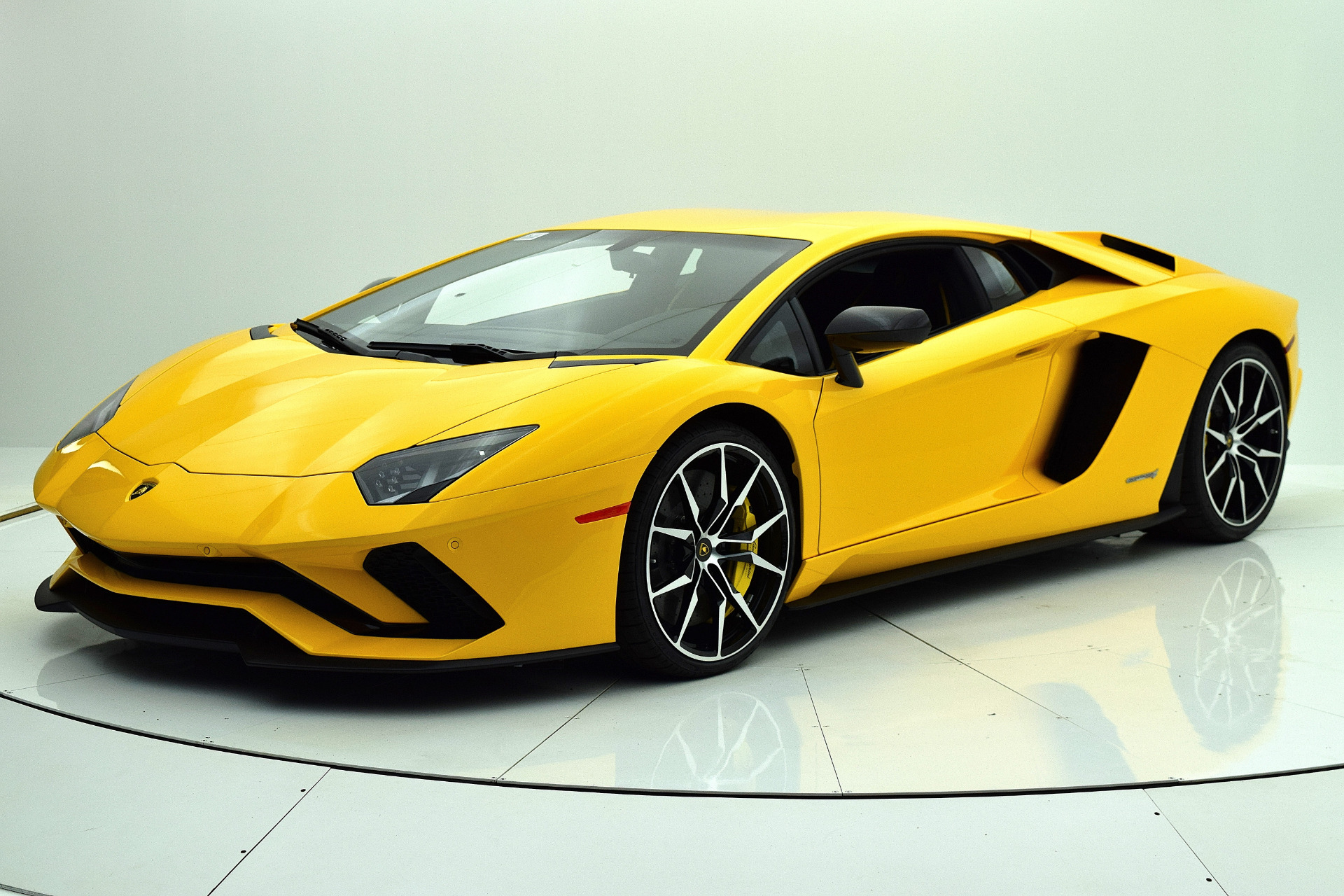 New 2018 Lamborghini Aventador S Coupe For Sale 467 855
