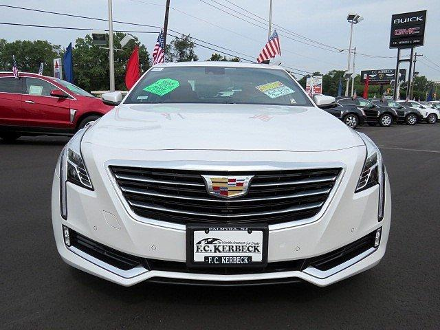 used 2016 cadillac ct6 sedan luxury awd for sale 59 980 fc kerbeck lamborghini palmyra n j. Black Bedroom Furniture Sets. Home Design Ideas