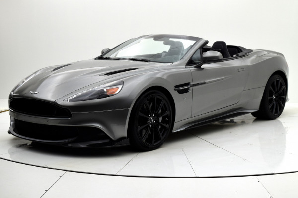 Aston Martin Vanquish 2018 Tungsten Silver For Sale $359899 Stock Number 18A102 6582_p10
