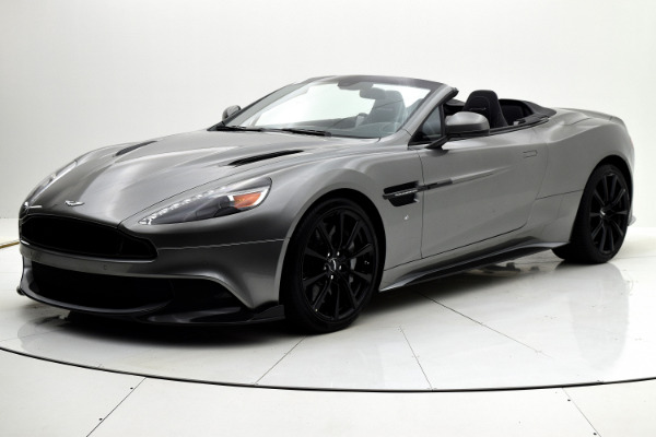 Aston Martin Vanquish 2018 Tungsten Silver For Sale $359899 Stock Number 18A102 6582_p27