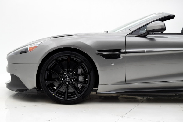 Aston Martin Vanquish 2018 Tungsten Silver For Sale $359899 Stock Number 18A102 6582_p28