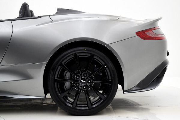 Aston Martin Vanquish 2018 Tungsten Silver For Sale $359899 Stock Number 18A102 6582_p30