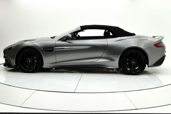 Aston Martin Vanquish 2018 Tungsten Silver For Sale $359899 Stock Number 18A102 6582_p38