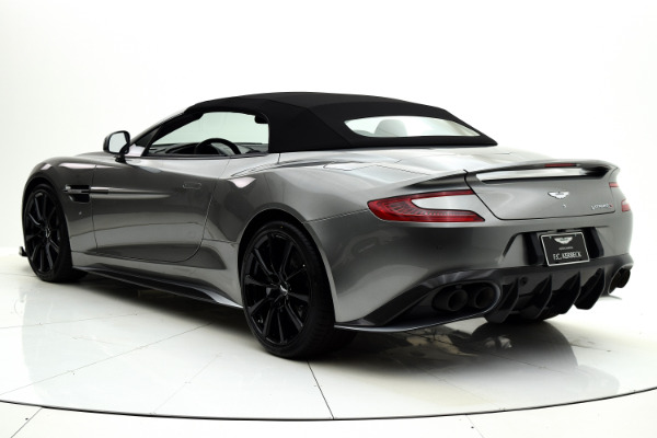 Aston Martin Vanquish 2018 Tungsten Silver For Sale $359899 Stock Number 18A102 6582_p39