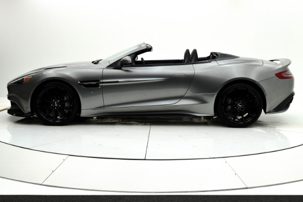 Aston Martin Vanquish 2018 Tungsten Silver For Sale $359899 Stock Number 18A102 6582_p3