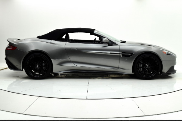 Aston Martin Vanquish 2018 Tungsten Silver For Sale $359899 Stock Number 18A102 6582_p42