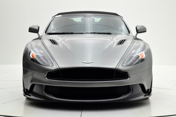 Aston Martin Vanquish 2018 Tungsten Silver For Sale $359899 Stock Number 18A102 6582_p44