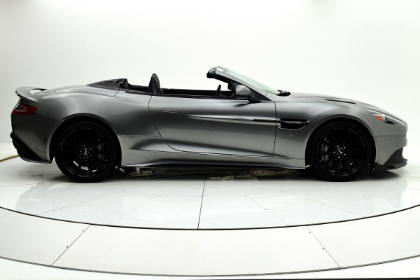 Aston Martin Vanquish 2018 Tungsten Silver For Sale $359899 Stock Number 18A102 6582_p7