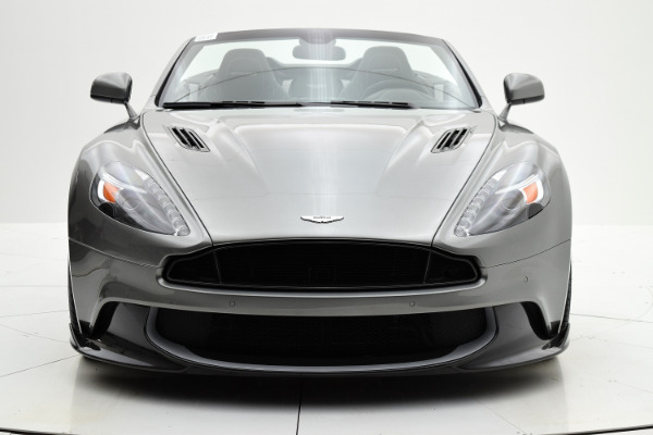 Aston Martin Vanquish 2018 Tungsten Silver For Sale $359899 Stock Number 18A102 6582_p9