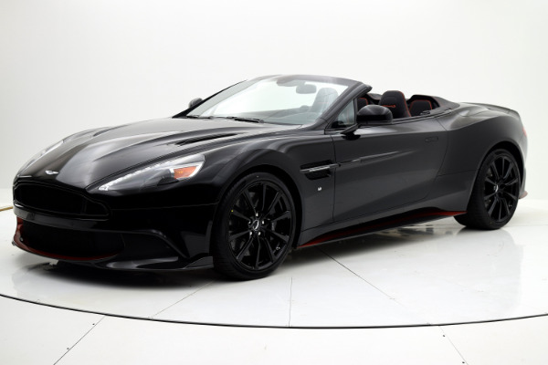 Aston Martin Vanquish 2018 Jet Black For Sale $352204 Stock Number 18A109 6654_p10