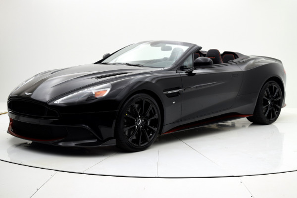 Aston Martin Vanquish 2018 Jet Black For Sale $352204 Stock Number 18A109 6654_p27
