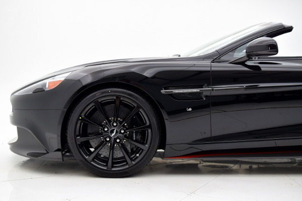 Aston Martin Vanquish 2018 Jet Black For Sale $352204 Stock Number 18A109 6654_p28