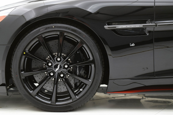 Aston Martin Vanquish 2018 Jet Black For Sale $352204 Stock Number 18A109 6654_p29