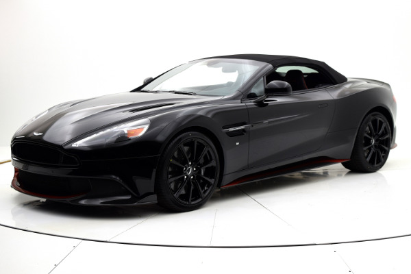 Aston Martin Vanquish 2018 Jet Black For Sale $352204 Stock Number 18A109 6654_p37