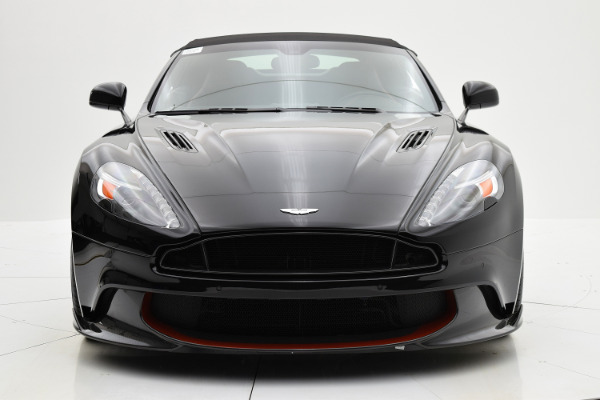 Aston Martin Vanquish 2018 Jet Black For Sale $352204 Stock Number 18A109 6654_p44