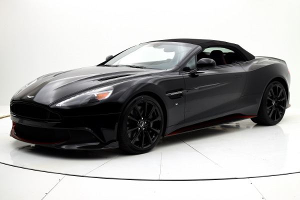 Aston Martin Vanquish 2018 Jet Black For Sale $352204 Stock Number 18A109 6654_p45