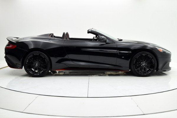 Aston Martin Vanquish 2018 Jet Black For Sale $352204 Stock Number 18A109 6654_p7