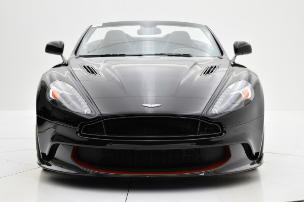 Aston Martin Vanquish 2018 Jet Black For Sale $352204 Stock Number 18A109 6654_p9