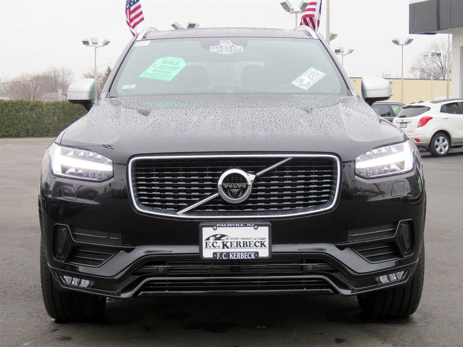 Used 2016 Volvo XC90 T6 R Design For Sale $49 990