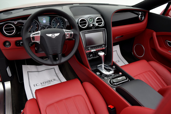 Bentley Continental GT V8 S 2014 Dragon Red For Sale $127880 Stock Number 1499JI 7101_p14