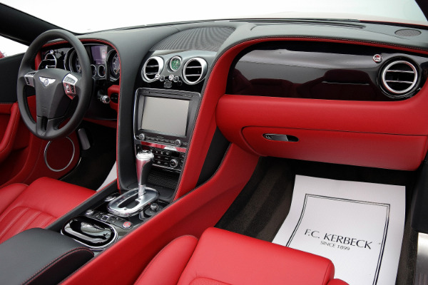 Bentley Continental GT V8 S 2014 Dragon Red For Sale $127880 Stock Number 1499JI 7101_p21